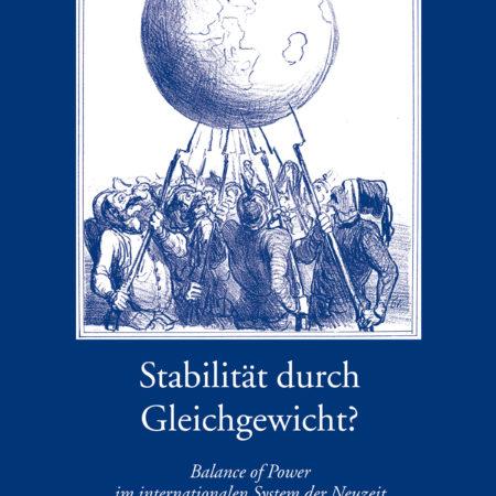 """Wissenschaftliche Reihe Band 21 """"Stabilität durch Gleichgewicht"""""""