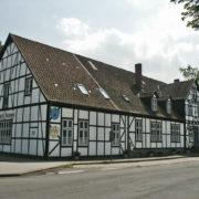 Das Bismarck-Museum, Ansicht von Norden