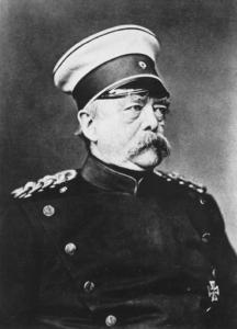 Otto Von Bismarck 1815 1898 Geboren Am 1